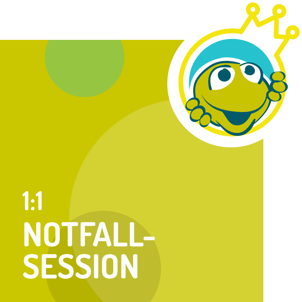 Notfall-Session